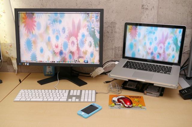 Mac ディスプレイ 接続